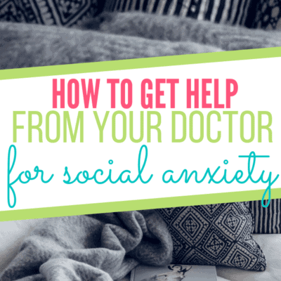 How to Get Help For Social Anxiety