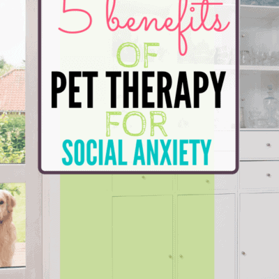 5 Benefits of Pet Therapy for Social Anxiety