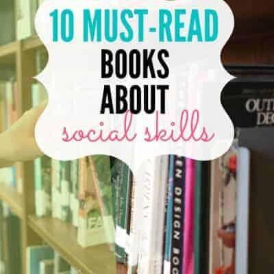 Social Skills Books