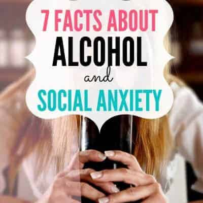 Alcohol and Social Anxiety