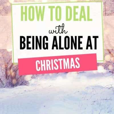 How to Deal with Being Alone on Christmas