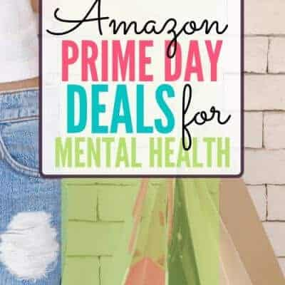 Amazon Prime Day Best Deals for Mental Health