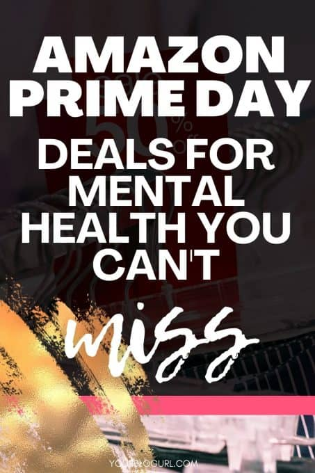 Amazon Prime Days Deals for Mental Health You Can't Miss