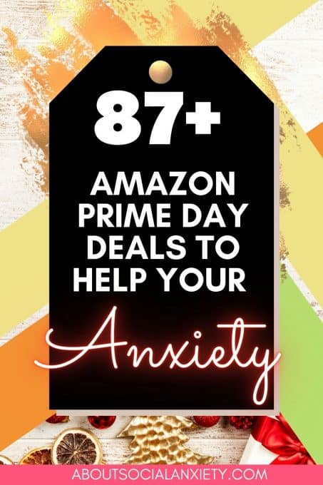 Amazon Prime Day Deals to Help Your Anxiety