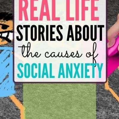 Causes of Social Anxiety (Real-Life Stories)