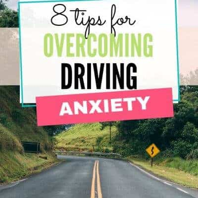 8 Tips to Overcome Driving Anxiety