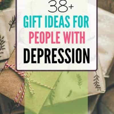 38+ Gifts for People with Depression