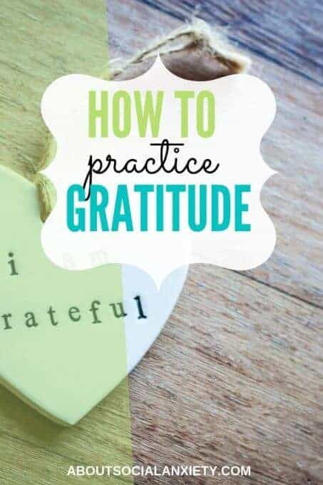 Grateful heart with text overlay - How to Practice Gratitude