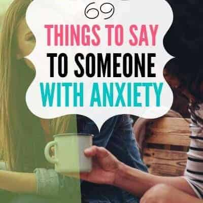 How to Talk to Someone with Anxiety