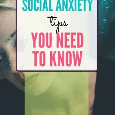 Social Anxiety Tips You Need to Know