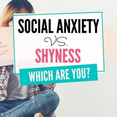 Social Anxiety vs. Shyness (Differences You Need to Know)