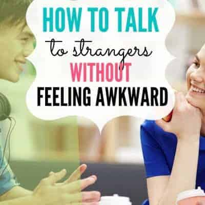 How to Talk to Strangers Without Feeling Awkward