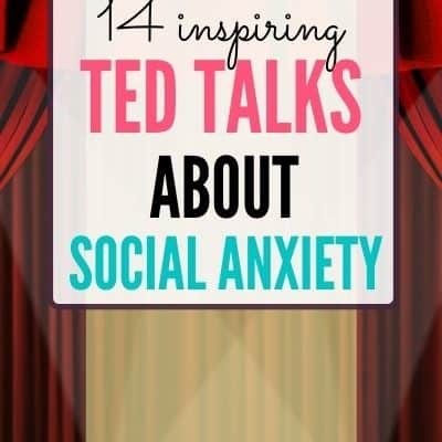 14 TED Talks About Social Anxiety